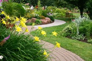 Garden Landscaper garden design: garden design with falls church, virginia garden